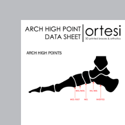 Arch high point data sheet