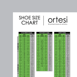 Shoe size data